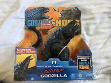 Godzilla vs Kong ?Battle Roar? Godzilla Figure with Monster Battle Sounds 7? New