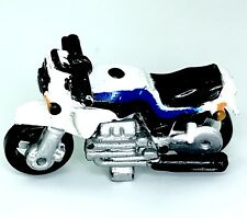 Micro Machines Motorcycle BMW K100RS German Blue White Street Bike