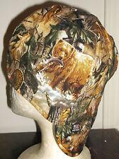 Real Tree Huntin Handmade 100% cotton, Welding, Biker, pipefitter,4 panel hat
