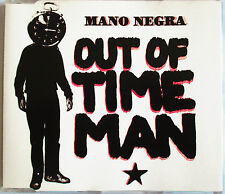 "MANO NEGRA (MANU CHAO) - MAXI CD 3 TITRES ""OUT OF TIME MAN"""