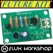 Future Kit Infrared Remote Tester DIY FK933 LED IR TV Soldering Flux Workshop