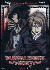 DVD - Vampire Knight Guilty N° 2 - Episodi 5/7 - Kaze - ITALIANO SIGILLATO #NSF3