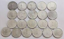 Germany East DDR 21 x 1 Pfennig 1950 - 88 1965 Lot Diff VF/EF |C4716