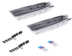 BMW Z3 E36 Front Wing M Trim Grills Pair 51132492949 51132492950 NEW GENUINE