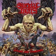 Suicidal Angels - Divide and Conquer CD 2014 thrash Greece NoiseArt Records