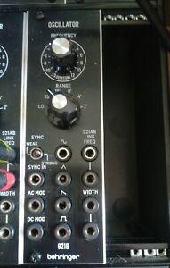 BEHRINGER  921b oscillator Module