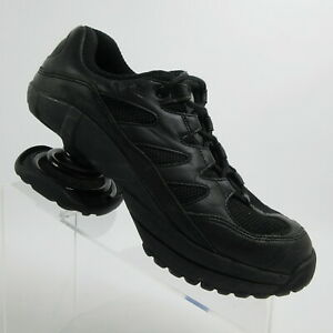 Z-Coil Orthopedic Freedom Classic Spring Pain Relief Shoes Women's Size 9 Black
