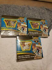 3 Pokemon Mega Mystery Power Box 5 Boosters 1 Mystery Pack Guaranteed vintage!