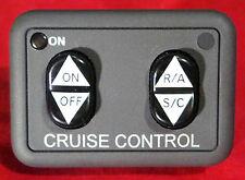 Rostra 2501753 Cruise Control Kit 2004 2005 Chevrolet Chevy Aveo w DASH SWITCH