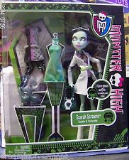 Monster High Toys'rus Exclusive Scarah Screams I Heart Fashion New in Package