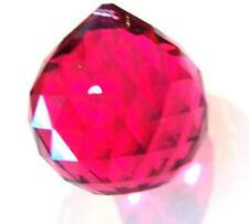30mm Swarovski Strass Bordeaux Red Crystal Ball Prisms Wholesale 8558-30 CCI