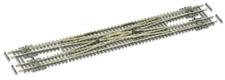 Peco SL-E383F Scissors Crossing Medium Radius Electrofrog Code 55 rail N Gauge