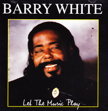 Barry White - Let the Music play - CD