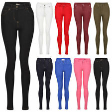Leggings Machine Washable Coloured Jeans for Women