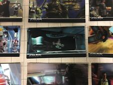TOPPS Episode One TPM (Star Wars) 3di Widevision Cards - SINGLES - You pick!