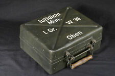 * STENCIL SET* FOR WW2 GERMAN GRANATWERFER 5cm MORTAR AMMO BOX CASE  l.Gr.W.36