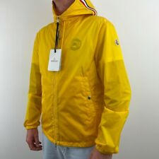 Moncler Grimpeurs Windbreaker Jacket, Yellow, Size 5, Brand New With Tags