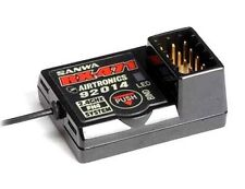 Sanwa RX-471 Small super response 2.4GHz 4ch Receiver