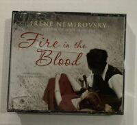 Fire in the Blood by Irene Nemirovsky (CD-Audio, 2007)
