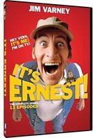 It's Ernest: 13 Episodes (DVD) DISC & ARTWORK ONLY NO CASE UNUSED CONDITION