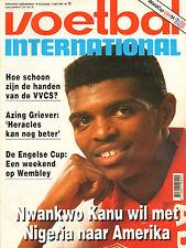 V.I. 1994 nr. 15 - KANU/NIGERIA/SERGEI KIRJAKOV/KONTERMAN/JEFFREY VAN AS