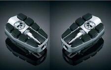 SUZUKI VZR1800/ M1800 Skull Passenger Footpegs/Footrests (Kuryakyn 4471 & 8822)