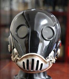 Resin Replica 1:1 Hellboy Kroenen Mask Prop Cosplay Decoration Halloween