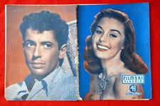 ELAINE STEWART COVER FARLEY GRANGER 1953 EXYU MAGAZINE