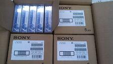 SONY LTX2500G LTO ULTRIUM 6 BACKUP TAPE CARTRIDGE (20 PACK) BRAND NEW ORIGINAL