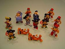 Micky und seine Freunde  D  1989  Auswahl Einzelfiguren