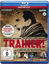 TRAINER! Director's Cut (Aljoscha Pause) Blu-ray Disc NEU + OVP!