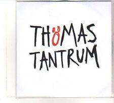 (DW113) Thomas Tantrum, Thomas Tantrum - 2008 DJ CD