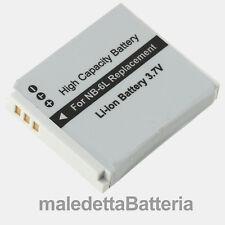 NB-6L Batteria SOSTITUISCE Canon NB6L,  NB6LH,  NB-6LH (YY9)