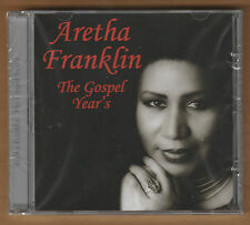 "ARETHA FRANKLIN cd ""the Gospel Year's"" 2005 HHO UK Import NEW Sealed 9 Tracks"