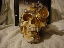 Alchemy Steam Gothic Skull Erasmus Darwin's Steam Cerebrum