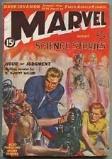 Frederick Arnold KUMMER / Pulp magazine Marvel Science Stories – August 1939