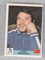 Sticker wrestling Levan Tediashvili USSR Olympic Montreal 1976 Panini D Novine