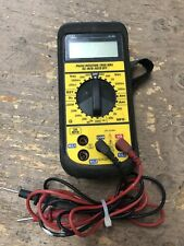 IDEAL 61-361 Phase Rotation True RMS HZ-MFD-Auto Off Tester