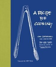 A Recipe for Cooking, Peternell, Cal, Good Condition, Book