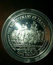 2005 BATTAGLIA DI CAPO SAN VINCENZO ARGENTO PROOF CORONA certificato di autenticità