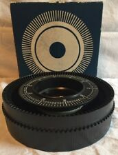 Vintage Airequipt Circular Magazine Carousel - Holds 100 2x2 Picture Slides