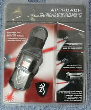 Browning Approach Tactical Keychain Led Light Laser Pointer Picatinny 3713208