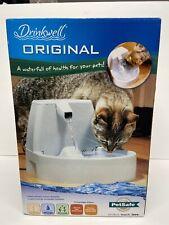 PetSafe Drinkwell Original Pet Fountain 50 oz White  (PWW00-13704)