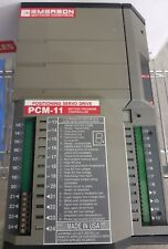 Emerson FX-455 Positioning Servo Drive Controller w/ Emerson PCM-11. €1350 net.
