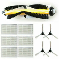 Details about  /Main //Side Brush Filter Replacement Parts for Proscenic 780T 790T Vacuum Cleaner