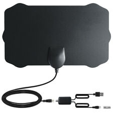 TV Antenna Multi-directional Free Channel High Definition 1080P Amplifier HDTV