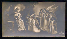 santino-holy card*ediz.NB n.263 ADORAZIONE DEGLI ANGELI