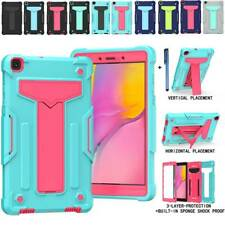 "For Samsung Galaxy Tab A 8"" 10.1"" T290 T515 2019 Hybrid Armor Stand Case Cover"