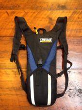 Camelbak Rogue Black Blue Hi Vis Stripes Hiking Water Hydration Back Pack Only