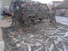 XL British Military Army Woodland Camouflage Camo Net, 9m x 9m